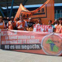 Chaco: Trabajadores de Salud paran