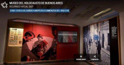 De los argentinos que el nazismo ejecutó a los judíos antes de Hitler, en una nueva experiencia virtual