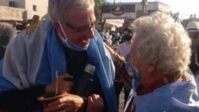 Municipales de Avellaneda piden que Perotti y la Justicia actúen contra el intendente que marchó el #17A contagiado