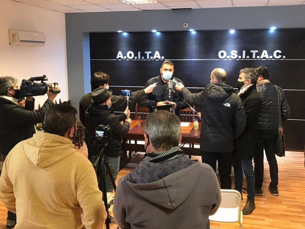 Córdoba: AOITA logró el pago de salarios adeudados y garantizó fuentes de trabajo
