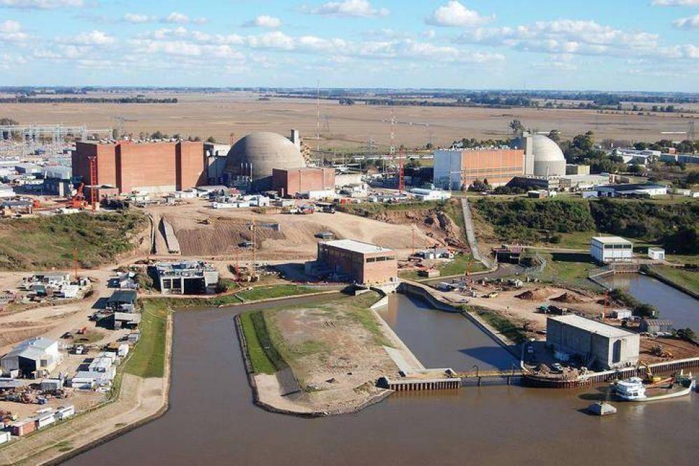 Atucha I reactivó el proyecto nuclear Carem 25 y contrató a 350 trabajadores despedidos por Techint