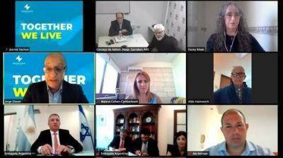 Acuerdo entre el Hospital Garrahan de Argentina y el Instituto Haddassah de Israel