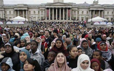 Se incrementa la población musulmana en el Reino Unido