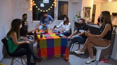Boletín Oficial: autorizaron las reuniones familiares en La Pampa