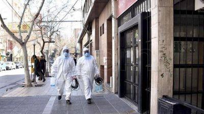 San Juan volvió a Fase 1 de aislamiento total por 28 casos de coronavirus en menos de 48 horas