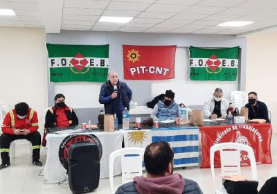 """Gustavo Sotelo: """"Nos acercamos a instancias decisivas de negociación"""""""