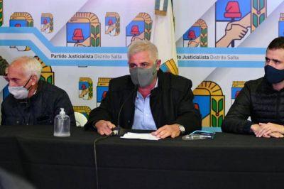 El Partido Justicialista renovó la CAP y la presidirá Outes