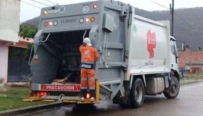 Suspendieron la licitación del servicio de recolección de basura