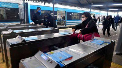 Cuarentena: aumentó el uso del transporte público en el AMBA