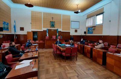 Un Concejo Deliberante que busca modernizar su esquema en las comisiones