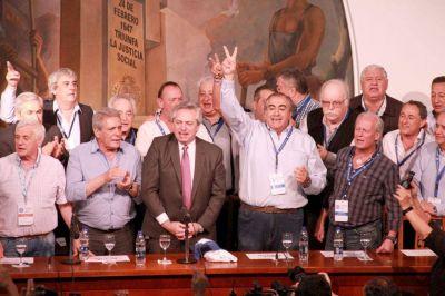 La CGT celebró 4 años de conducción y bregó por la unidad de cara a las elecciones