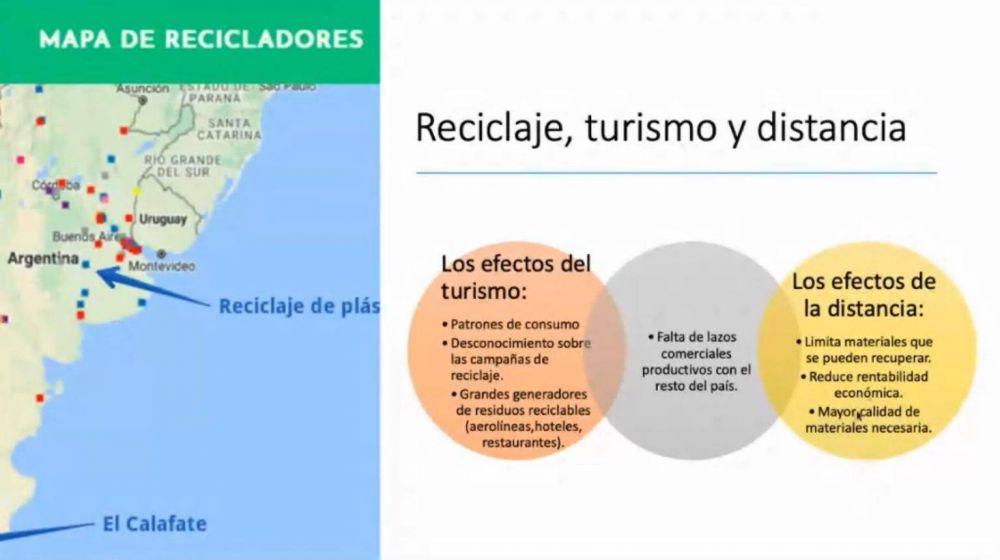 El Calafate y su basura: el efecto del turismo y la distancia en la gestión de residuos