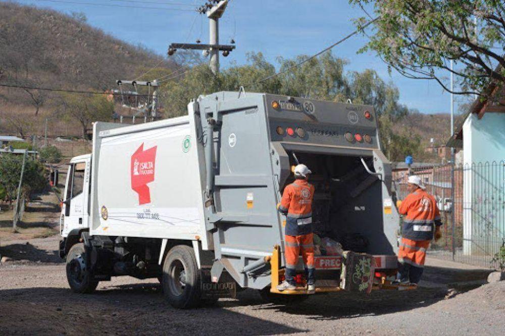 Suspendieron la licitación para la recolección de residuos