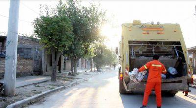 La Municipalidad retomará la recolección de residuos en tres frecuencias semanales en los barrios Colón y Rivadavia