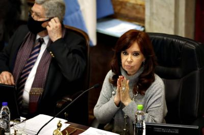 Para asegurarse los votos, Cristina Kirchner debió negociar juzgados con sus aliados hasta último momento