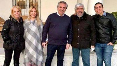 Alberto Fernández recibió a Hugo Moyano en Olivos: hablaron sobre paritarias, empleo y la recolección de residuos
