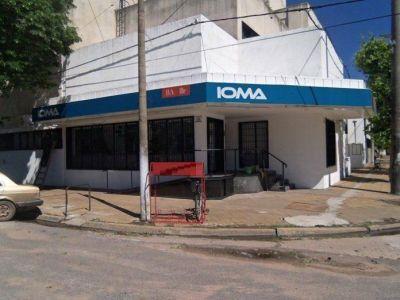 La oficina de IOMA Saladillo permanecerá cerrada