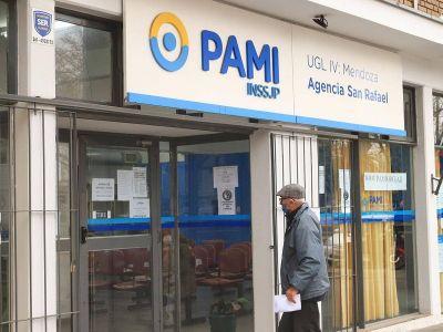 Cómo es la atención de PAMI San Rafael en pandemia