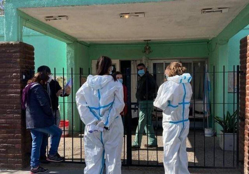 Fuerte despliegue territorial del voluntariado de la UNLP en el momento más crítico de la pandemia