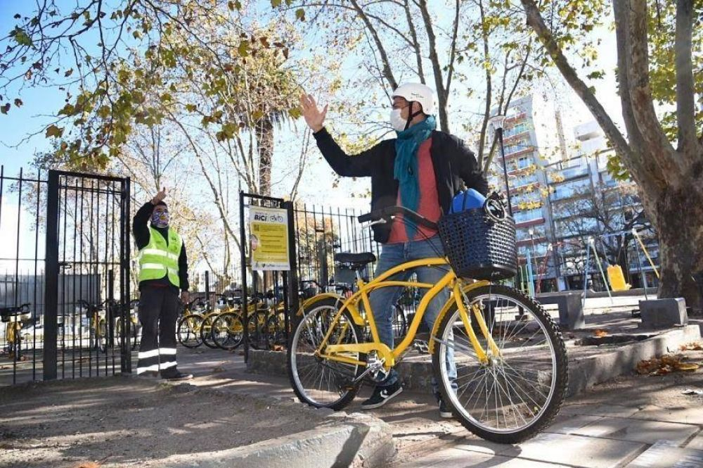 El turismo que se viene: así serán los cuatro circuitos para pedalear por las calles de La Plata