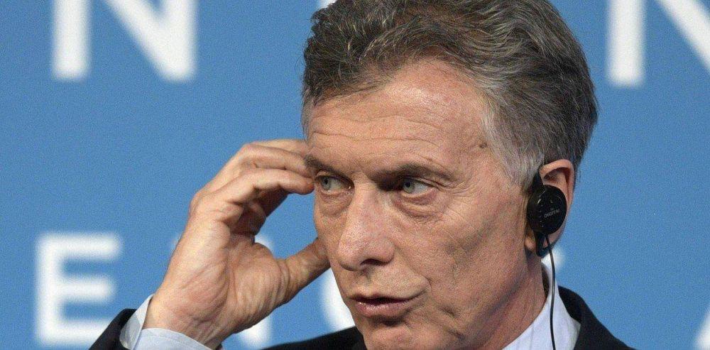 """Mauricio Macri le contestó a Alberto Fernández: """"Es falsa la versión que ha dado sobre nuestra conversación"""""""