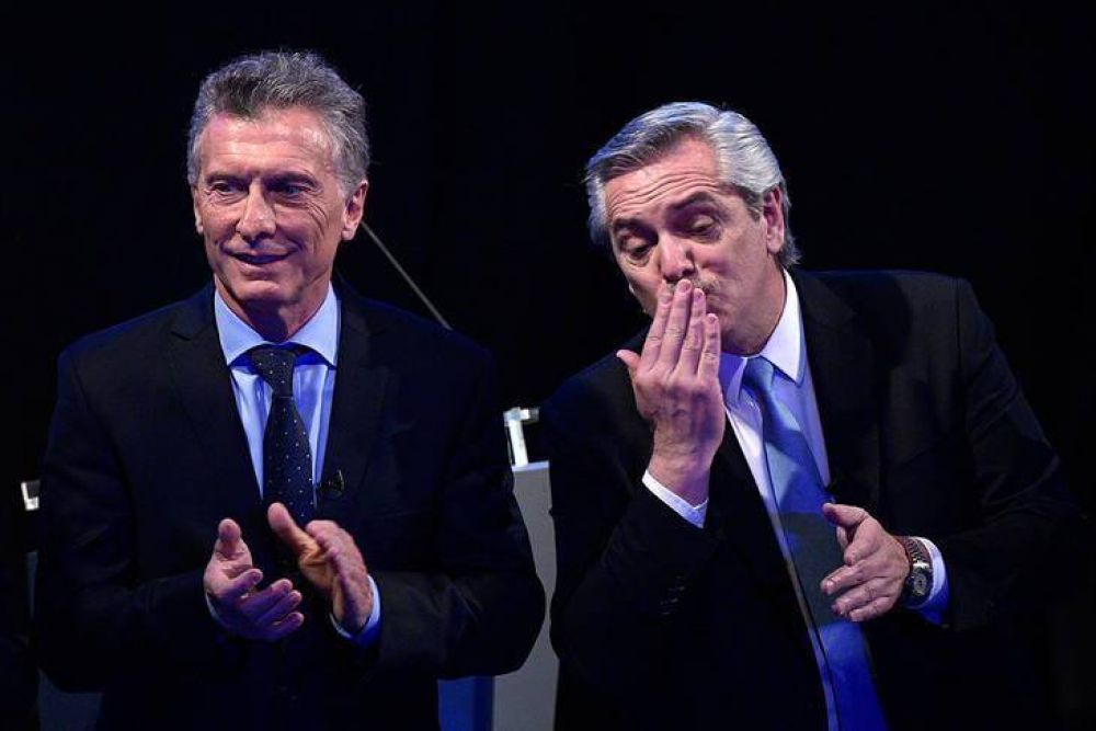 Alberto Fernández replicó la desmentida de Macri: