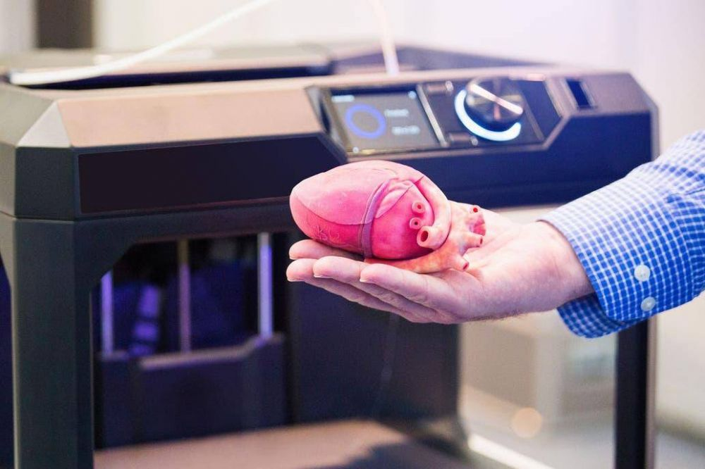 Biomodelos en 3D y realidad aumentada, nuevas herramientas tecnológicas para la medicina