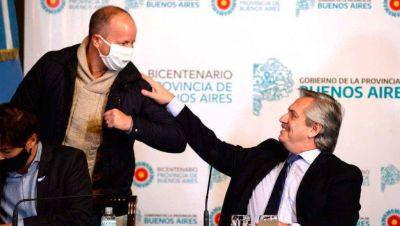 Los intendentes peronistas salieron a chicanear la desmentida de Macri a Alberto