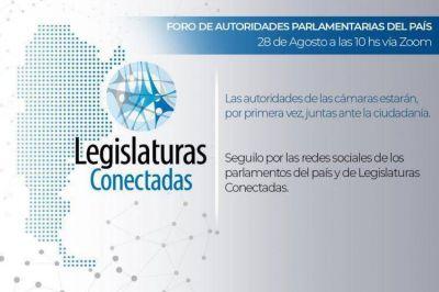 Legislaturas conectadas: Foro de Autoridades Parlamentarias