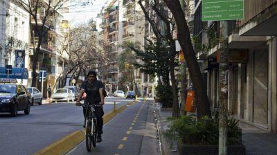 La Ciudad tendrá nuevas ciclovías en Corrientes y Córdoba