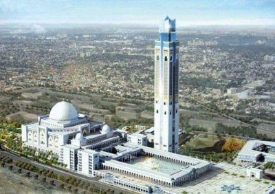 Argelia inaugurará este año la tercera mayor mezquita del mundo