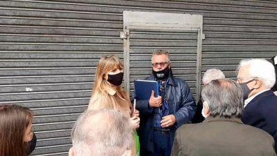 Le prohibieron el ingreso a Méndez y se anarquiza la situación en el Sindicato del Seguro