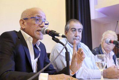 """Abel Frutos: """"La CGT está unida"""""""