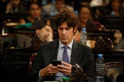 Reforma judicial: la visita de Martín Lousteau a Alberto Fernández generó ruidos internos en Juntos por el Cambio