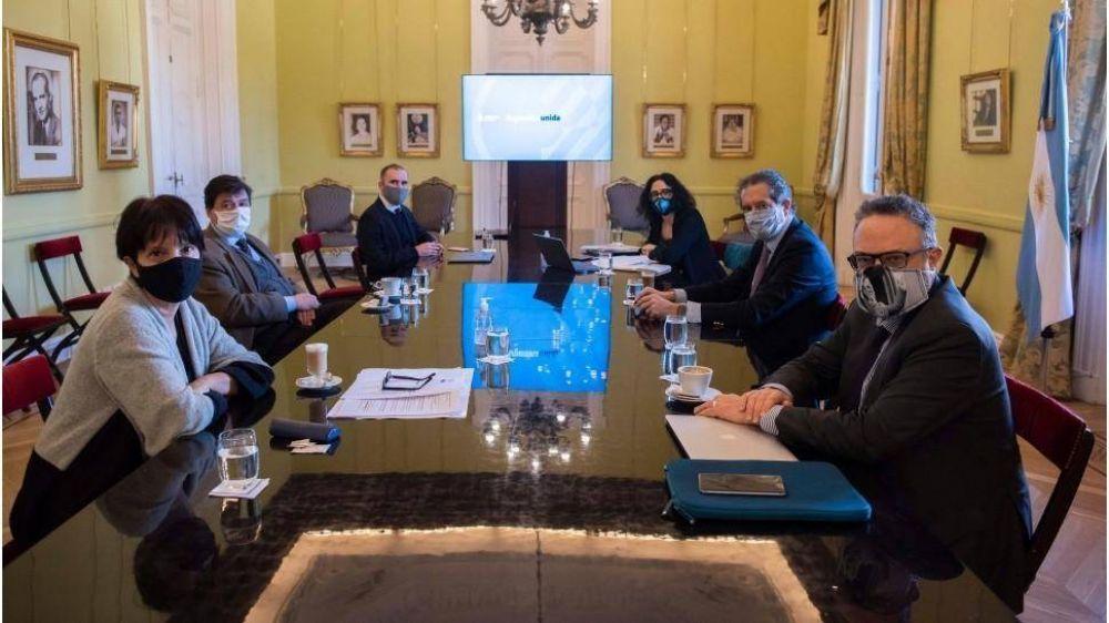 ATP: El gabinete económico define las