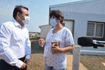 Más de 50 familias recibieron su nuevo hogar en Posadas
