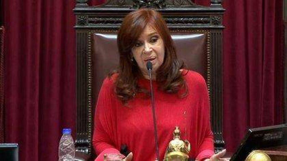 Cristina Kirchner asegura la reforma judicial en el Senado, pero le baja el precio ante un posible fracaso fina