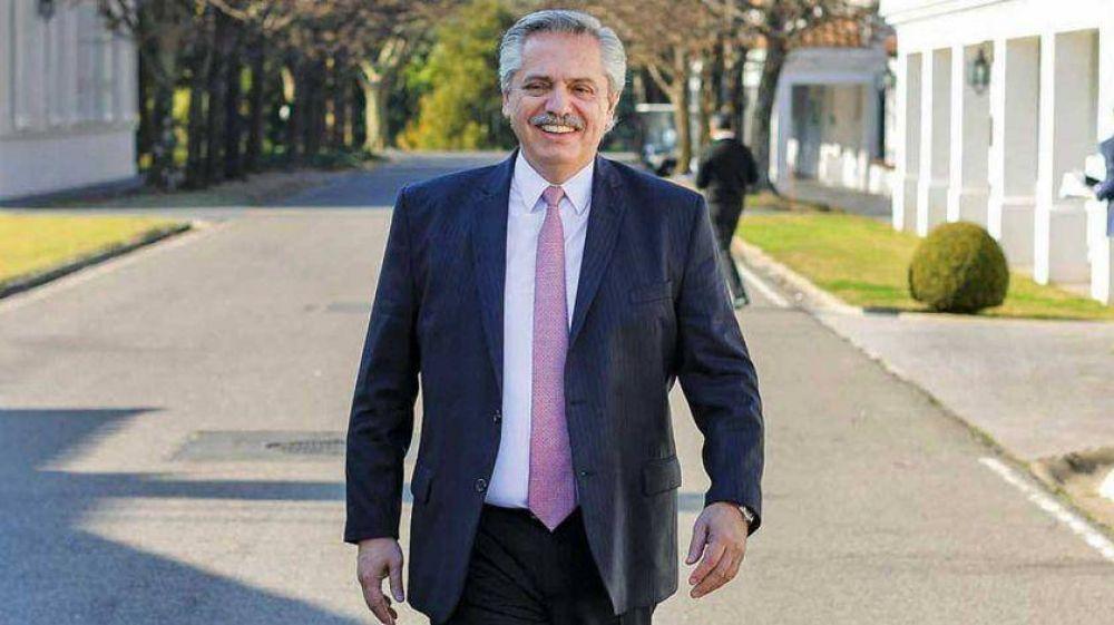 Alberto Fernández apuesta a recuperar a la clase media con medidas
