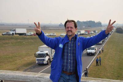 """Rechazan la inscripción de un sindicato de camioneros """"paralelo"""" en Santa Fe"""