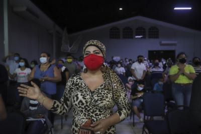 La pandemia no perdonó a iglesias evangélicas de América Latina