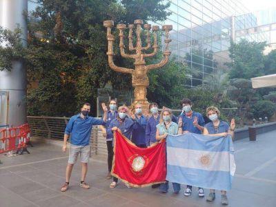 Israel recibe 30 participantes argentinos de Masá