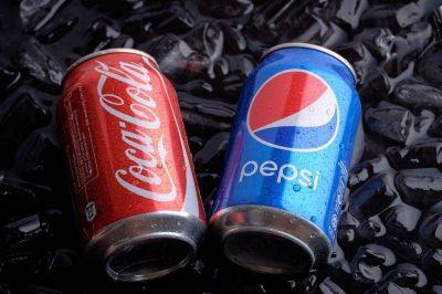 Coca cola o pepsi: qué engorda más y qué elementos contienen