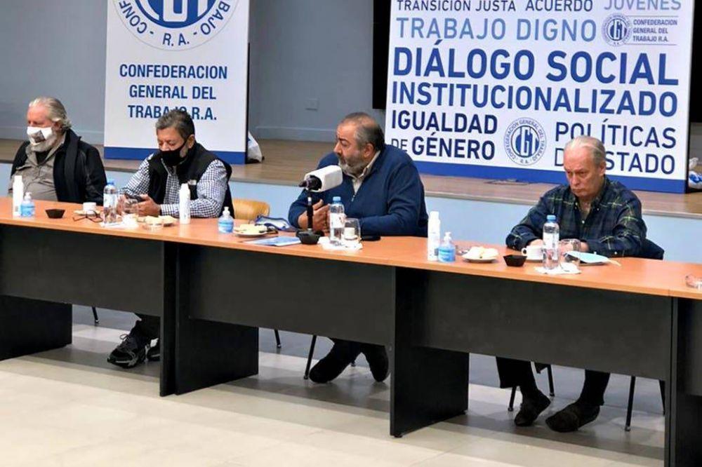 Por la crisis, renuevan su alianza la CGT y los movimientos sociales