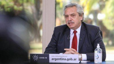 Alberto Fernández se reúne con Axel Kicillof y Horacio Rodríguez Larreta para definir la continuidad del aislamiento