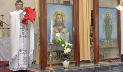 Iglesia Ortodoxa San Jorge invita a participar de las celebraciones online