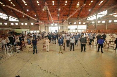 Gobierno e iglesias dialogaron para la creación de la Mesa Evangélica Chaco