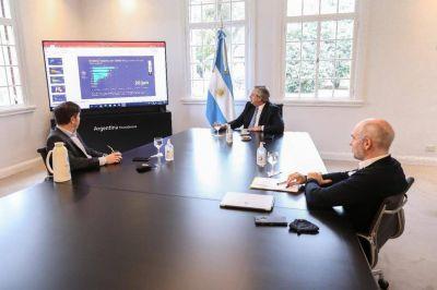 El anuncio de la cuarentena: un cambio para transformar al presidente sanitarista en el presidente de la gestión