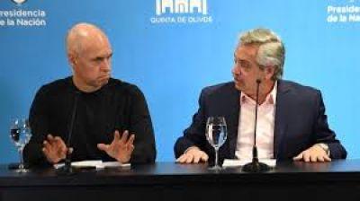 Alberto Fernández-Horacio Rodríguez Larreta: la paz se rompió en el peor momento de la pandemia