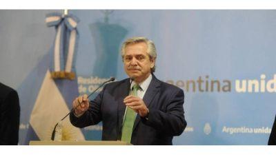 Cerró el canje de deuda con alta adhesión y Alberto prepara el anuncio para el lunes