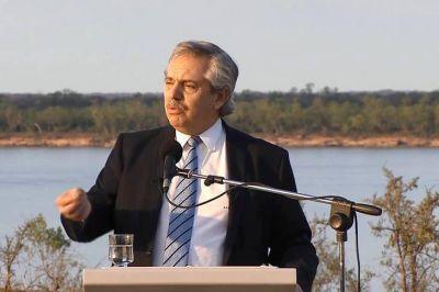 Alberto busca fortalecer el federalismo:
